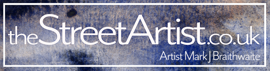 www.thestreetartist.co.uk Logo